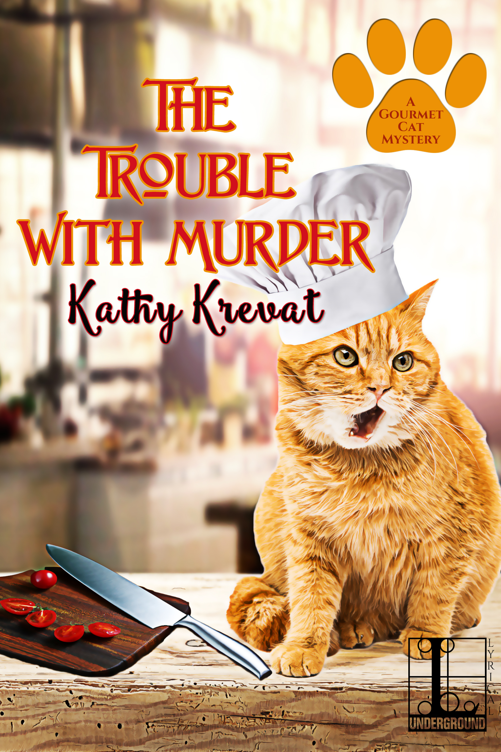 Truffled to Death By Kathy Aarons